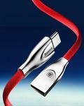 Кабель Baseus Zinc Alloy USB type C
