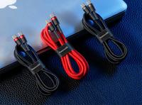 Кабель USB type C to USB type C Baseus Cafule Series TypeC PD 2.0 Cable