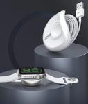 Сетевая зарядка для Apple Watch Series 4, 3, 2, 1 Baseus YoYo