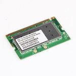Адаптер WiFi Broadcom BCM43222 (Mini PCI, B/G/N, 300 Mbit/s, 2.4/5 Ghz)