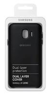 Чехол-накладка Samsung EF-PJ400 для Galaxy J4 (2018) EF-PJ400CBEGRU Black