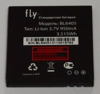 Аккумулятор BL6405 для Fly E158 (950 mAh)