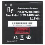 Аккумулятор BL8008 для Fly FS401 Stratus 1 (1400 mAh)