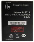 Аккумулятор BL8013 для Fly FS506 Cirrus 3 (2000 mAh)
