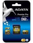 Карта памяти SD 32 Gb ADATA Premier Pro SDHC Class 10 UHS-I U1