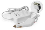 Автомобильная зарядка Apple 85W (18.5v 4.6A) MagSafe 1