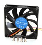 Вентилятор (кулер) для корпуса 80x80x15мм 5bites F8015S-3