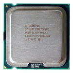 Процессор Intel Core 2 Duo E6400 Allendale (2133MHz, LGA775, L2 2048Kb, 1066MHz) oem