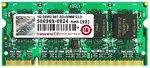 Оперативная память DDR2 1Gb 667 Mhz Transcend So-Dimm PC2-5300 для ноутбука