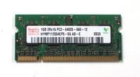 Оперативная память DDR2 1Gb 800 Mhz Hynix So-Dimm для ноутбука