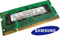 Оперативная память DDR2 1Gb 800 Mhz Samsung So-Dimm для ноутбука