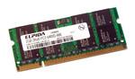 Оперативная память DDR2 2Gb 800 Mhz Elpida So-Dimm PC2-6400 для ноутбука
