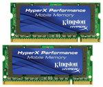 Оперативная память DDR2 4Gb 800 Mhz Kingston HyperX PC2-6400 So-Dimm