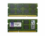 Оперативная память DDR3 8Gb 1333 Mhz Kingston So-Dimm PC3-10600 для ноутбука