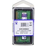 Оперативная память DDR3 4Gb 1333 Mhz Kingston So-Dimm PC3-10600 для ноутбука