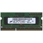 Оперативная память DDR3 2Gb 1066 Mhz Micron PC3-8500 So-Dimm для ноутбука