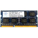 Оперативная память DDR3 2Gb 1066 Mhz Nanya PC3-8500 So-Dimm для ноутбука