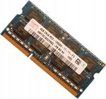 Оперативная память DDR3 4Gb 1600 Mhz Hynix PC3-12800 So-Dimm для ноутбука