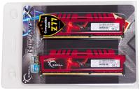 Оперативная память DDR3 8Gb (2x4Gb) 1600 Mhz G.Skill RipJaws X DIMM