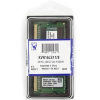 Оперативная память DDR3L 8Gb 1600 Mhz Kingston So-Dimm PC3L-12800 для ноутбука