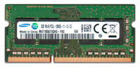 Оперативная память DDR3L 2Gb 1600 Mhz Samsung PC3L-12800 So-Dimm для ноутбука