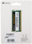 Оперативная память DDR3L 4Gb 1600 Mhz Corsair So-Dimm PC3L-12800 для ноутбука