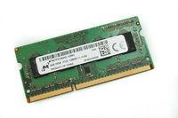 Оперативная память DDR3L 4Gb 1600 Mhz Micron So-Dimm PC3L-12800 для ноутбука