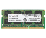 Оперативная память DDR3L 4Gb 1600 Mhz Crucial So-Dimm PC3L-12800 для ноутбука
