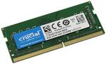 Оперативная память DDR4 8Gb 2400 Mhz Crucial PC4-19200 So-Dimm для ноутбука