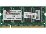 Оперативная память DDR 512 Mb 400 Mhz Kingston PC-3200 So-Dimm для ноутбука