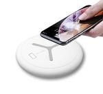 Беспроводная зарядка 2 в 1 Dual Wireless Charging Pad для iPhone и Apple Watch