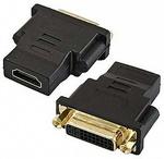Переходник DVI-D (Female) to HDMI (Female)