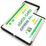 Контроллер ExpressCard 54mm 2 port eSATA