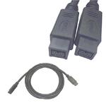 Кабель FireWire 800 (9 pin) to FireWire 900 (9 pin) 2 метра