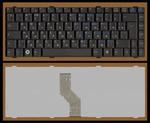 Клавиатура для ноутбука Fujitsu Siemens Amilo Li1718, Li2727, Li1720, Li2735 Чёрная
