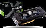 Видеокарта Inno3D GeForce GTX 1080 Ti 1480MHz (N108T-1SDN-Q6MN) PCI-E 3.0 11264MB 11000MHz 352 bit DVI HDMI HDCP X2