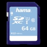 Карта памяти SDXC 64 Gb UHS-I Class 10 HAMA 104379