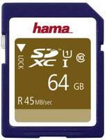 Карта памяти SDXC 64 Gb UHS-I Class 10 HAMA 114944