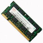 Оперативная память DDR2 1Gb 667 Mhz Hynix So-Dimm PC2-5300 для ноутбука
