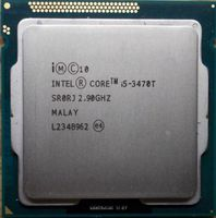 Процессор Intel Core i5-3470T Ivy Bridge (2900MHz, LGA1155, L3 3072Kb)