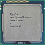 Процессор Intel Core i5-3570K Ivy Bridge (3400MHz, LGA1155, L3 6144Kb) oem