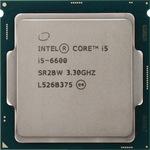 Процессор Intel Core i5-6600 Skylake (3300MHz, LGA1151, L3 6144Kb) oem