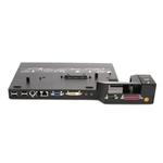 Док станция (порт репликатор) для ноутбуков Lenovo IBM ThinkPad R400, R500, R60, R61, R61, T400, T500, T60, T60p, T61, T61P, W500, Z60m, Z61m, Z61p, Z61t