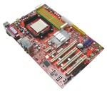 Материнская плата MSI K9N Neo V3 (AM2, DDR2, nForce 560, ATX) oem