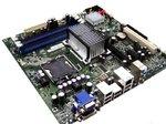 Материнская плата Intel DQ35JOE (Socket 775, Q35, DDR2, Intel 3100, microATX) oem