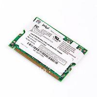 Адаптер WiFi Intel Pro/Wireless 2100 (Mini PCI, A/B, 11 Mbit/s, 2.4 Ghz)