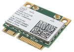 Адаптер WiFi Intel Centrino Wireless-N 130 (Mini PCI-E half-size, B/G/N, 150 Mbit/s, 2.4 Ghz) 130BNHMW