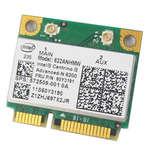 Адаптер WiFi Intel WiFi Link 5100 ABGN (Mini PCI-E half-size, B/G/N, 300 Mbit/s, 2.4/5 Ghz)
