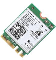 Адаптер WiFi 6 Intel AX200NGW (M.2, N, AC, AX, 2.4 Gbps, 2.4/5Ghz)