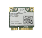 Адаптер WiFi Intel Wireless-N 100 (Mini PCI-E, B/G/N, 150Mbit/s, 2.4 Ghz)